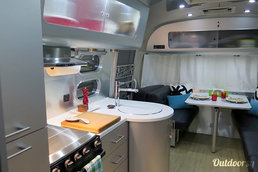 2014 Airstream International Sterling 28ft Sausalito, CA