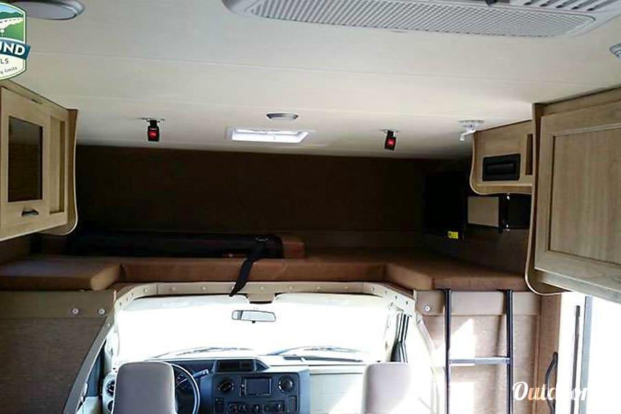 interior 2015 Freelander 21QB Round Rock, TX