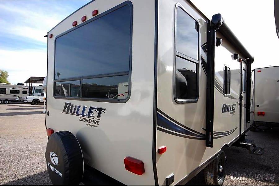 2016 Keystone Bullet El Cajon, CA
