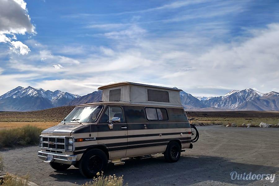 1983 Gmc Vandura Conversion Van Sutter Creek, CA