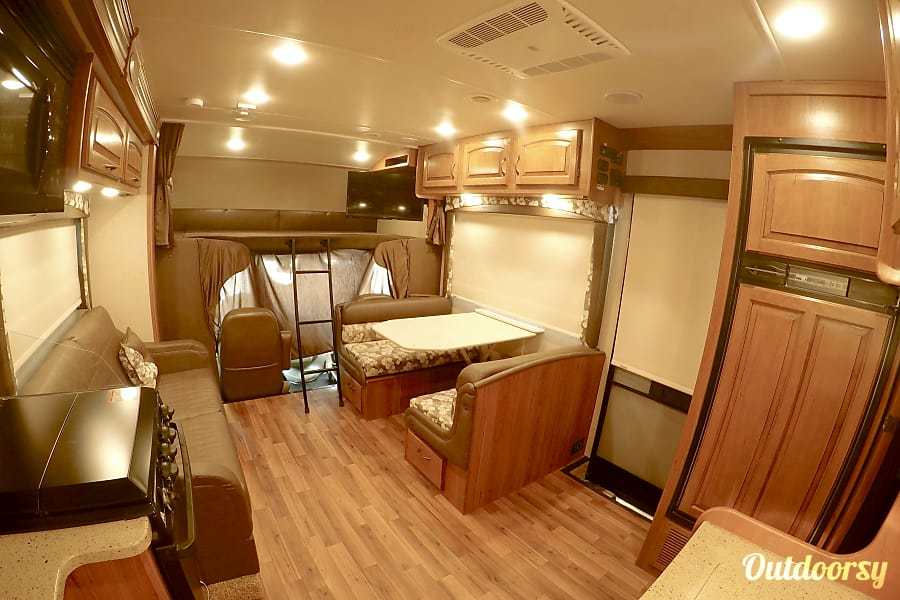 2016 Jayco Greyhawk 31FS Bunkhouse Colorado Springs, CO