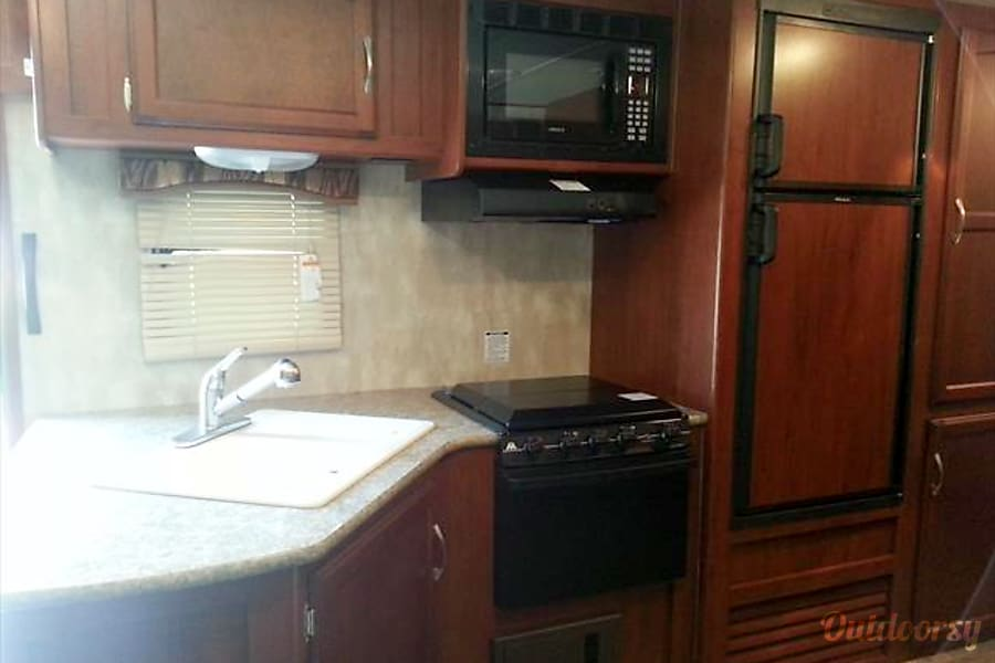 2014 Winnebago Minnie TT 1409 Austin, TX