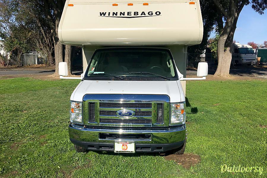 2016 Winnebago Minnie Winnie Pleasanton, CA