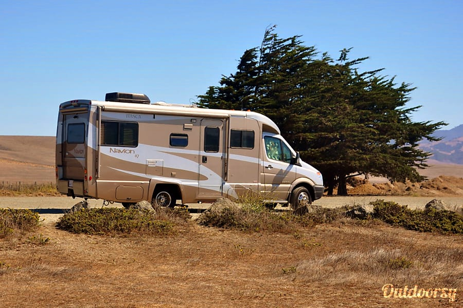 2008 Winnebago Itasca Navion iQ Orangevale, CA On the road again