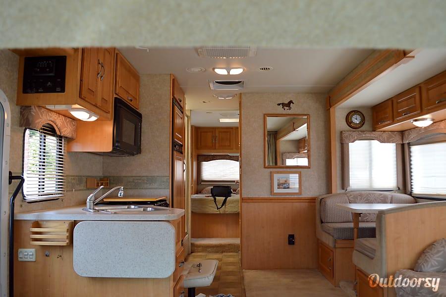 interior Thor four winds Arcadia, CA