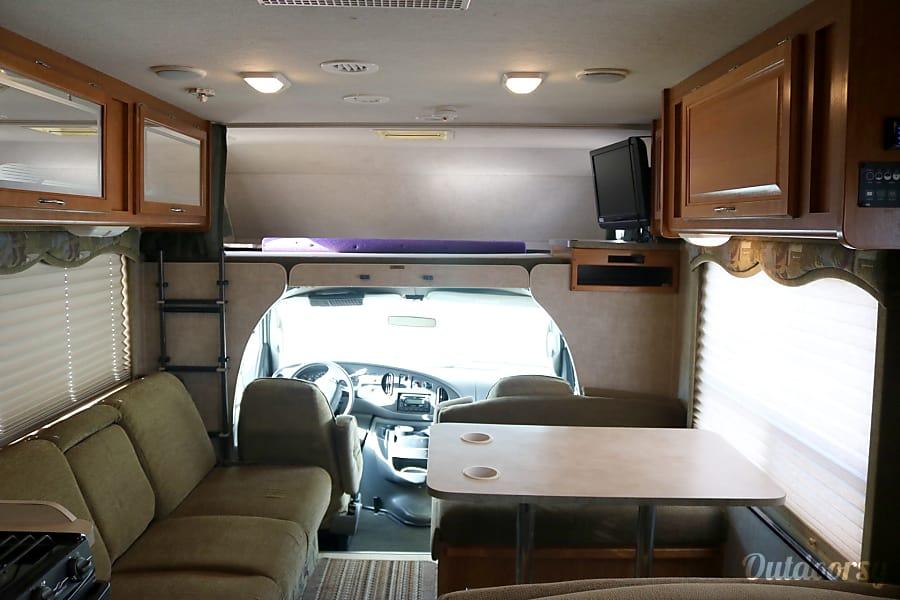 interior 2006 Fleetwood Jamboree - Home Away from Home! Layton, UT