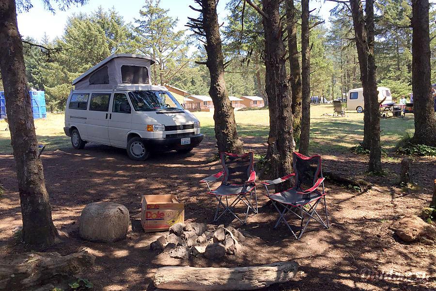 Peace Vans #11: Yakima -  Eurovan Full Camper Seattle, WA