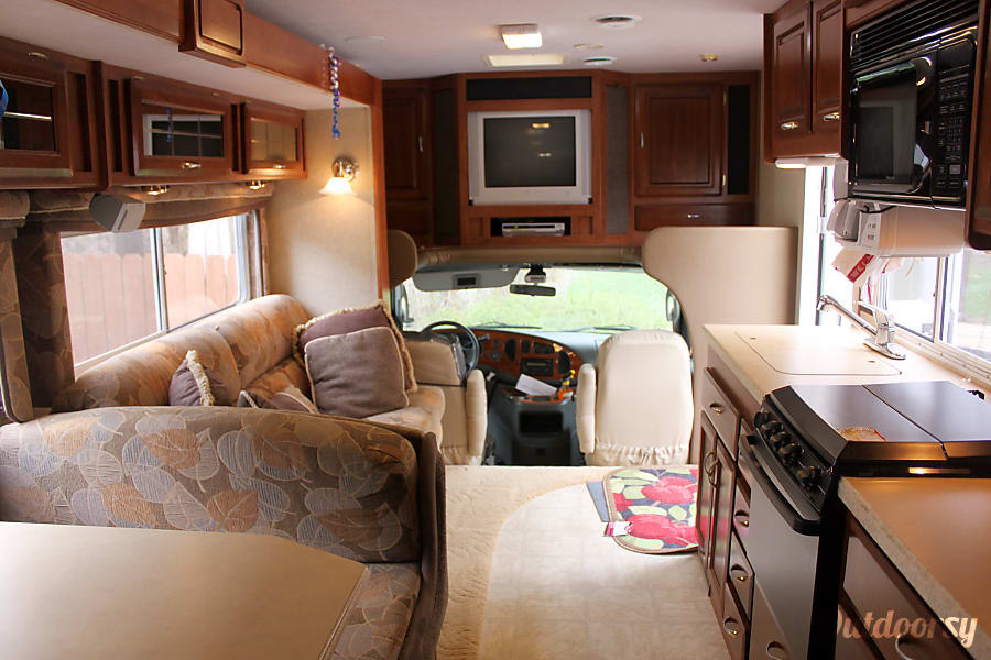 interior The Perfect Home Away from Home!! 2004 Jayco Mini Granite 31' Easy to Handle! Chatham, IL