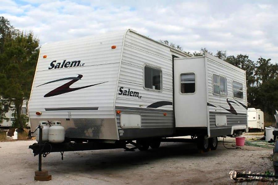 #17 2006 Salem LT Camper Bradenton, FL