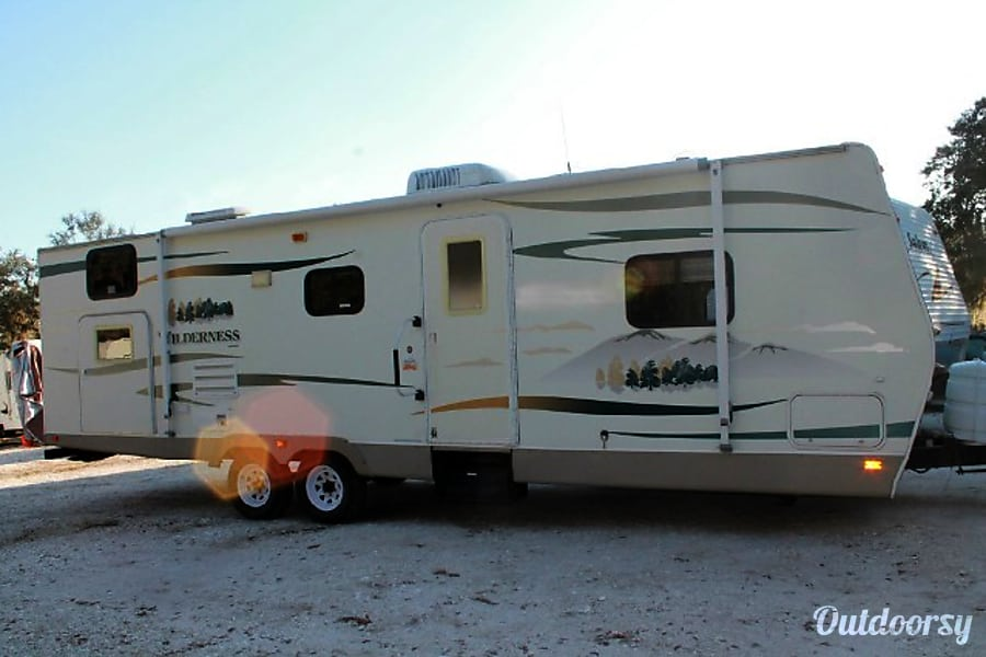 #19 2008 Wilderness Camper Bradenton, FL