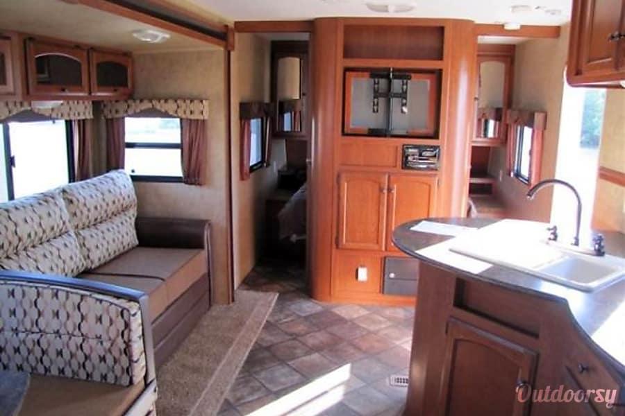 interior #20 2013 Dutchmen Camper Bradenton, FL