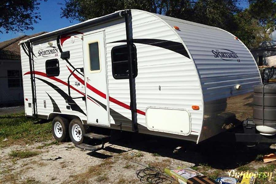 #27 Golf cart rental AUBURNDALE, FL