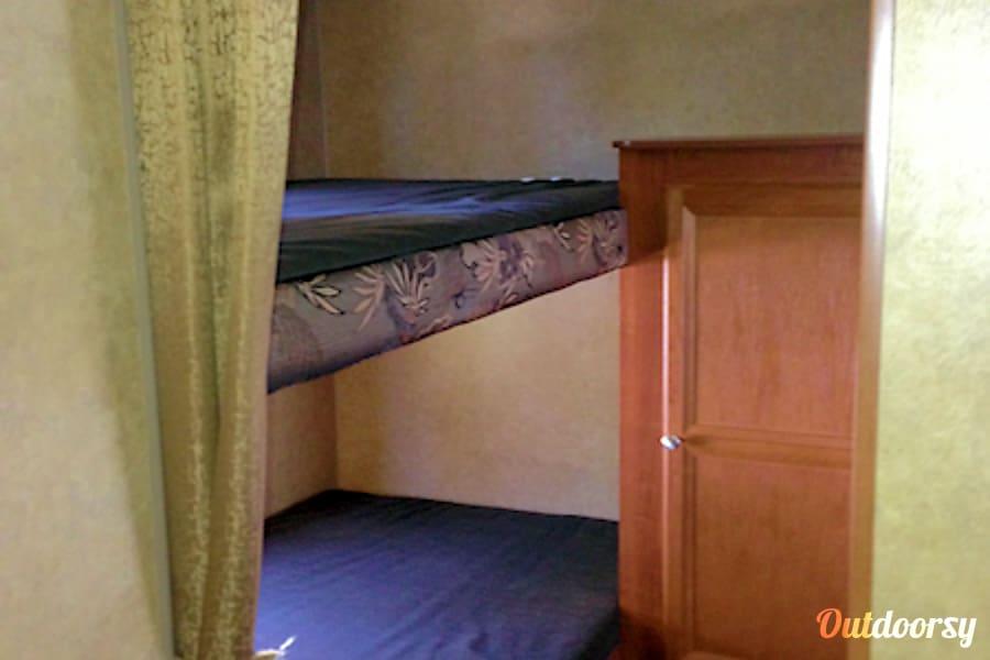 #29 2014 Jayco Flight Swift Camper Bradenton, FL