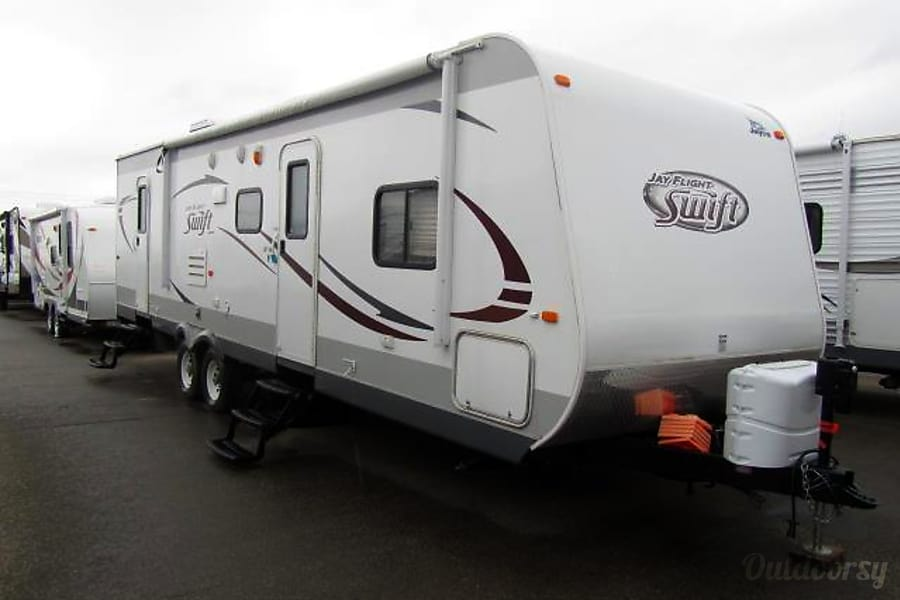 #29 2014 Jayco Flight Swift Camper Bradenton, FL
