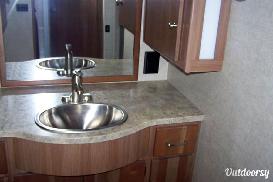 Bathroom Sinks Phoenix Az 2016 winnebago brave motor home class a rental in phoenix, az
