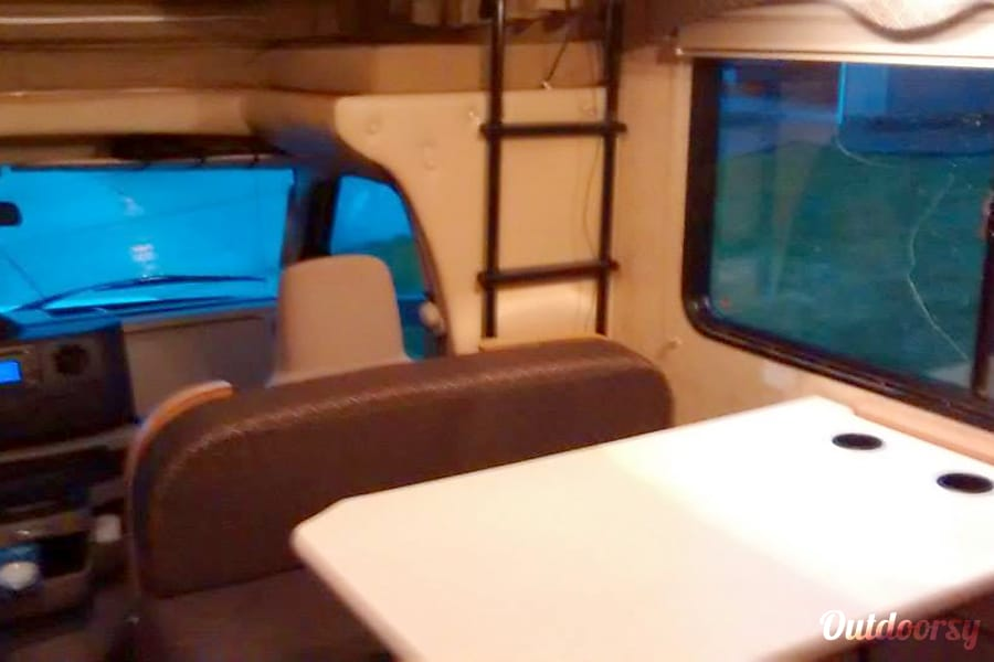 Morey the Motor Home  2011 Forest River Sunseeker Greeley, CO