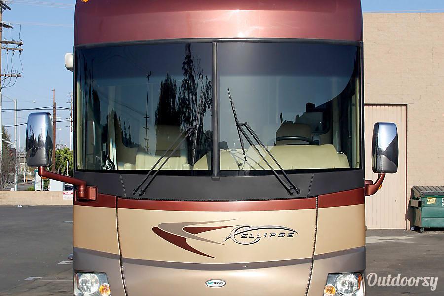 2007 Itasca Ellipse 40' Luxury Class A Diesel Pusher Motorhome Chatsworth, CA