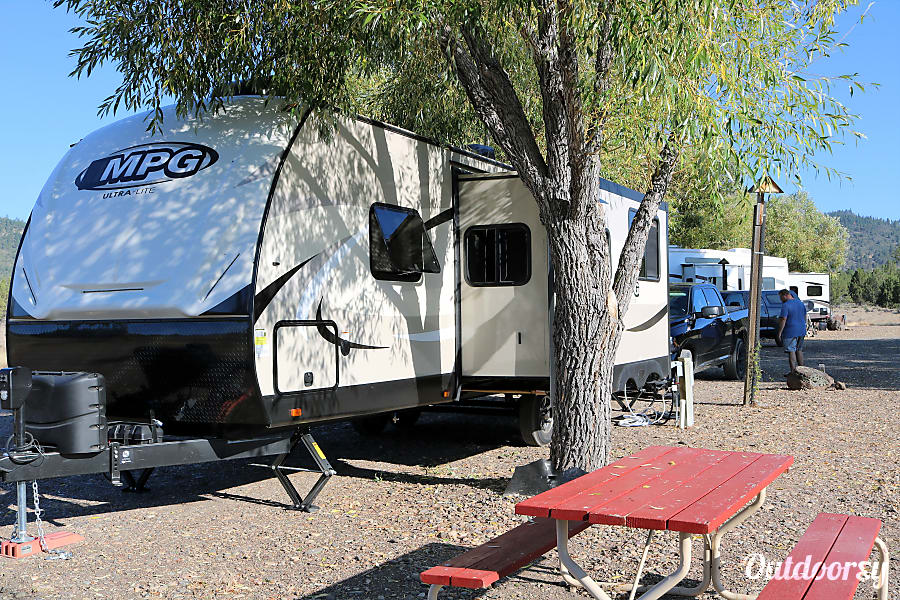 exterior 2016 CruiserRV MPG 2820BH South Salt Lake, UT