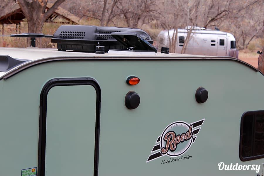 R-Pod Ready for Adventure! Salt Lake City, UT