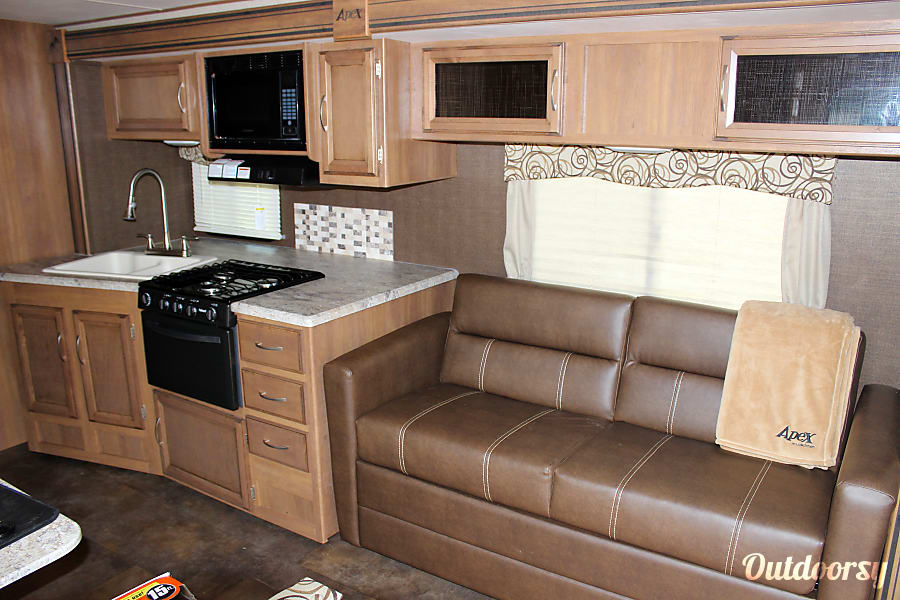 interior 2017 Coachmen Apex Holly Springs, NC