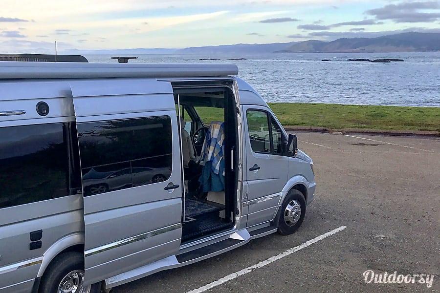 2016 Winnebago Era Camper Van, Your Private Chariot Santa Rosa, CA Your adventure awaits.