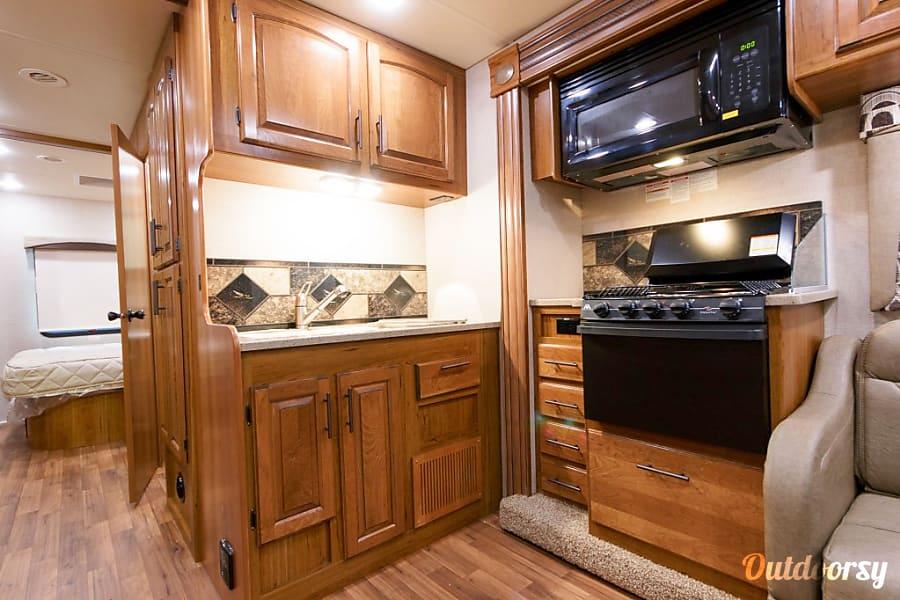 Jayco Greyhawk Bunkhouse RV - WMi16 Grandville, MI