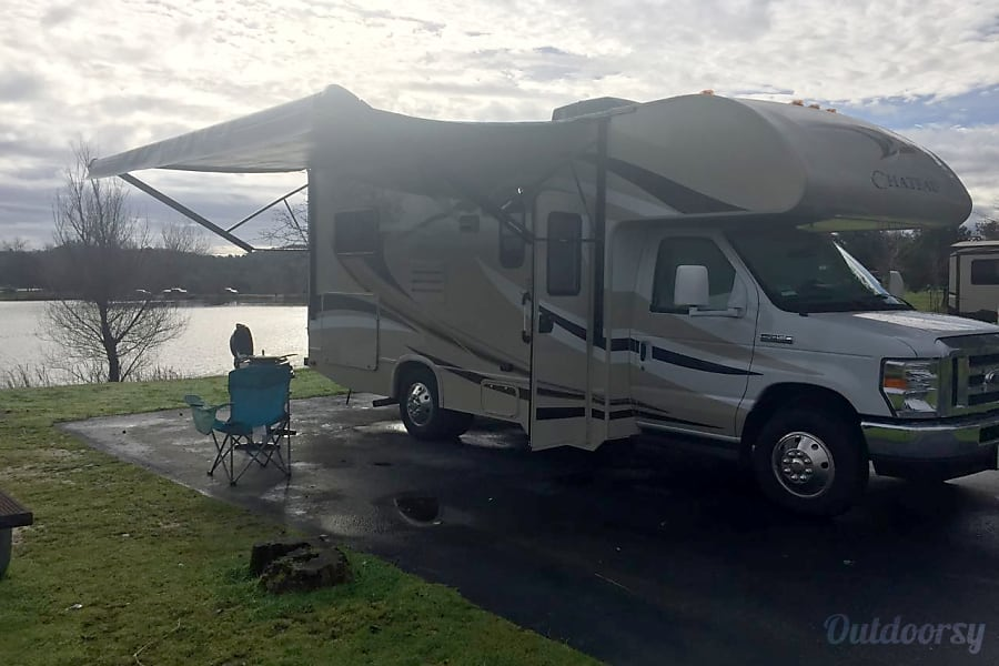 exterior The Camping Truck Lodi, CA