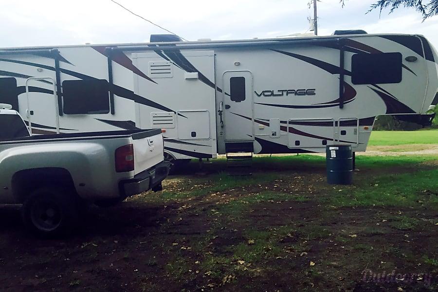 2013 Voltage Dutchman Terrell, TX