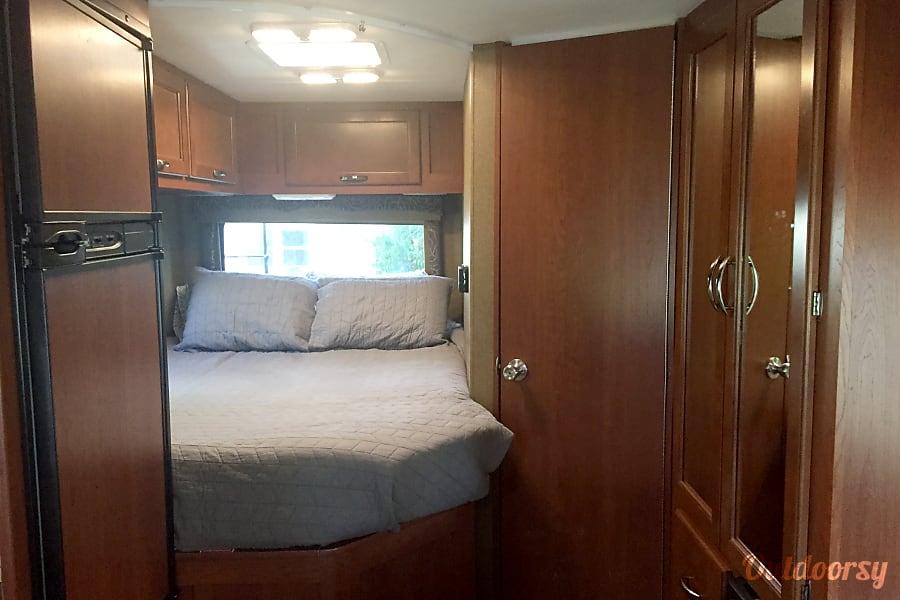 interior The Camping Truck Lodi, CA