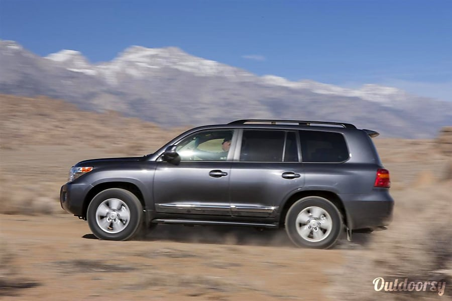 2013 Toyota Land Cruiser Golden, CO