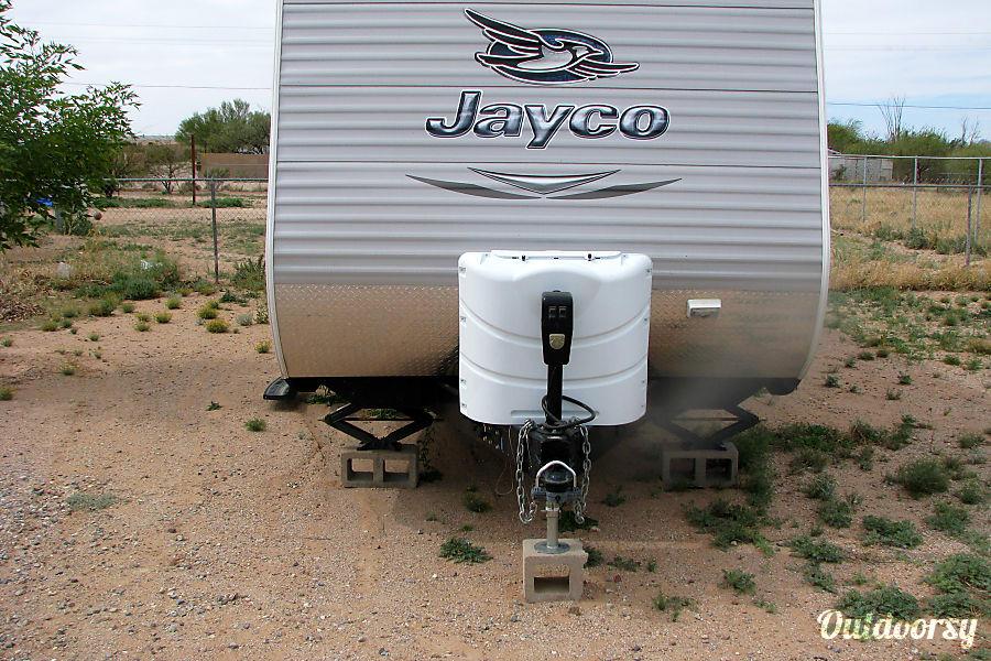 exterior 2015 Jayco Jay Flight Tucson, AZ