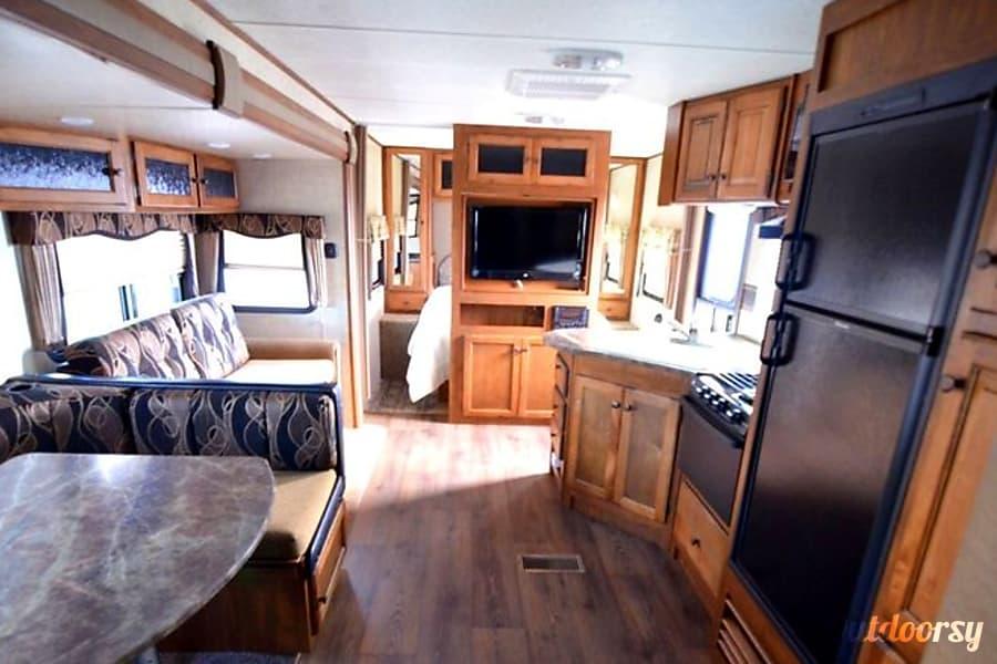 interior 2013 Keystone Sprinter Dacula, GA