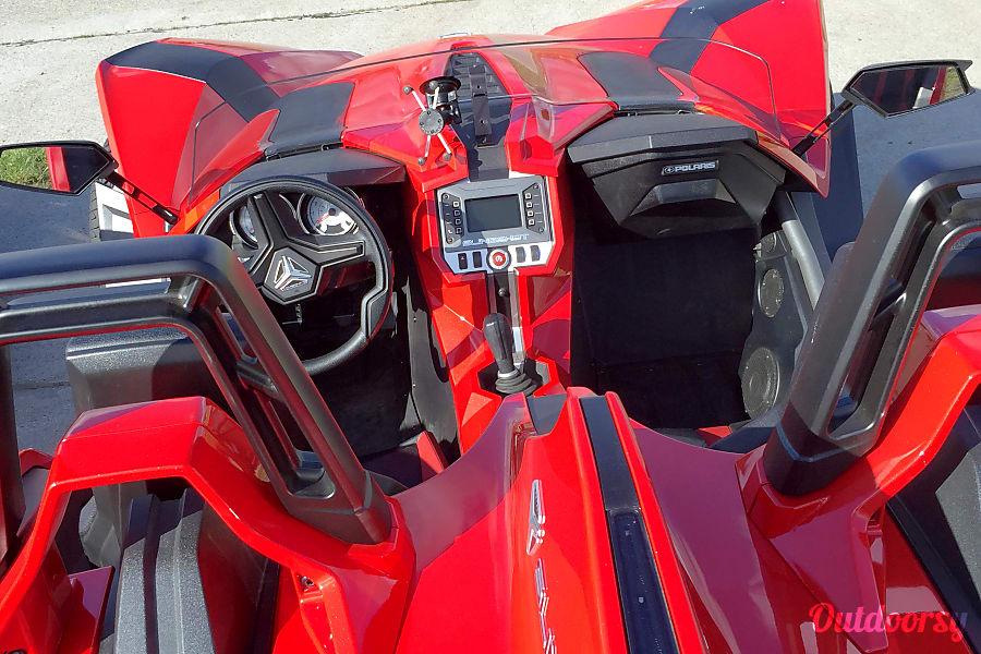SLINGSHOT SL RED Fremont, CA