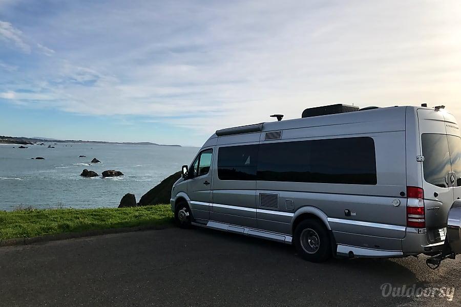 2016 Winnebago Era Camper Van, Your Private Chariot Santa Rosa, CA Oceanfront property.