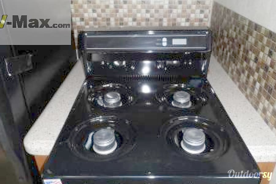 2015 Forest River Wildwood Azle, TX STOVE