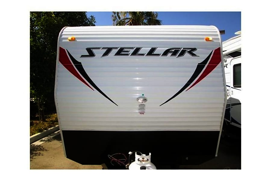 2015 Stellar Toyhauler Perris, CA
