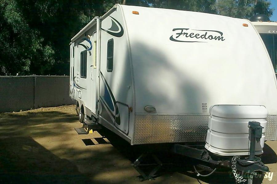 30ft Freedom TT Perris, CA
