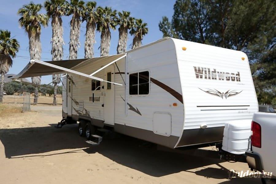30ft Wildwood TT Perris, CA
