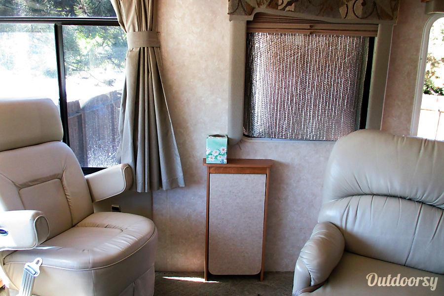 interior 2005 Georgie Boy Landau Boise, ID