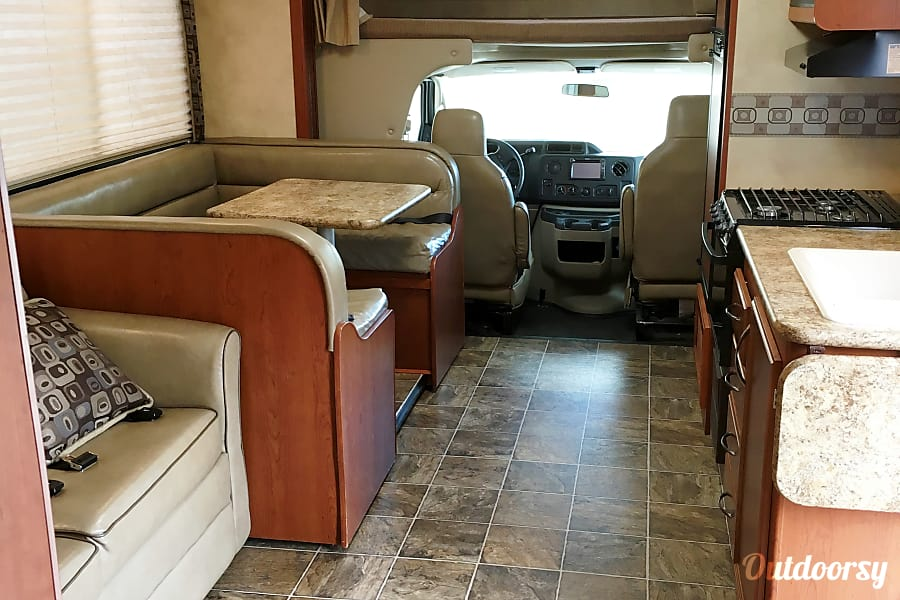 No  Extra Fee{s} Super Fun Thor RV! Scottsdale, AZ With the slide out