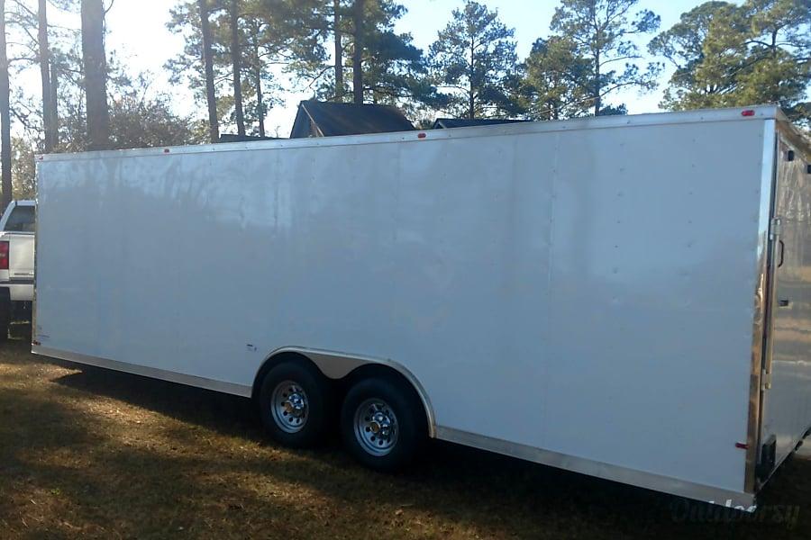 2017 Cynergy 8.5 X 24 cargo / enclosed / car hauler trailer North Charleston, SC