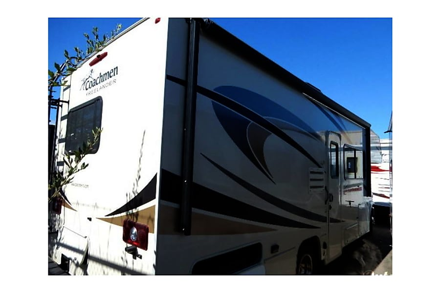 2017 Coachmen Freelander Buford, GA