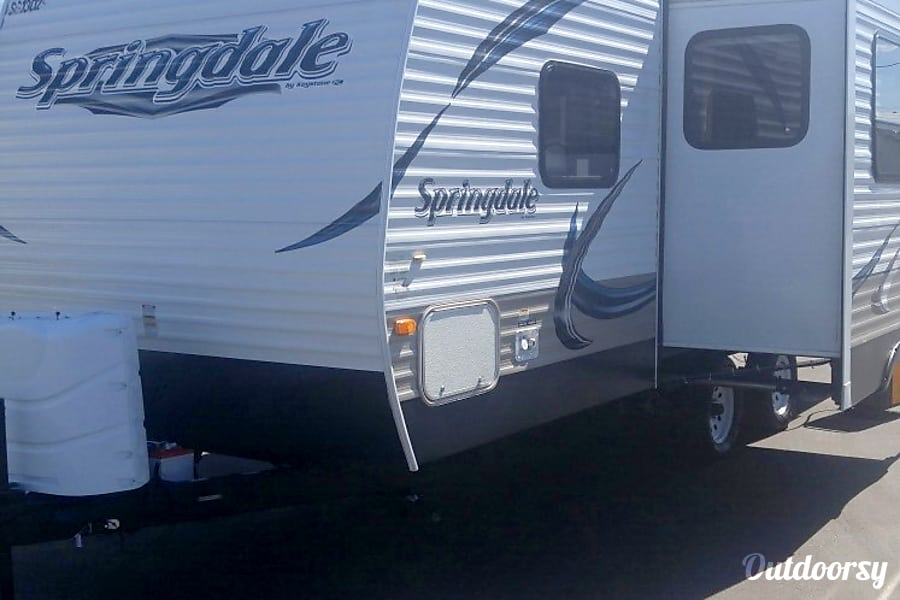 2013 Keystone Springdale Riverside, CA
