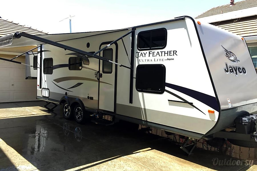 2015 Jayco Jay Feather Ultra Lite Oakdale, CA