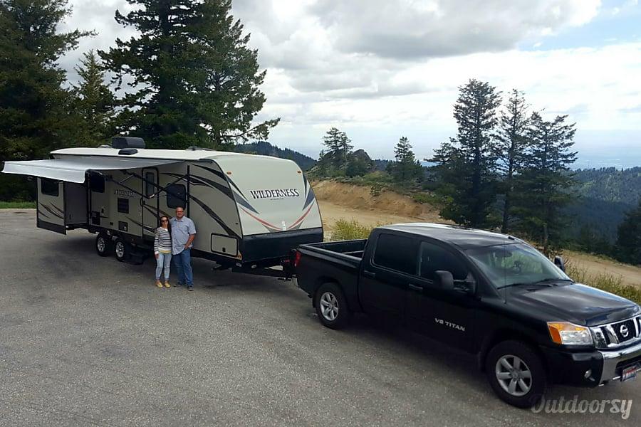 exterior 2016 Heartland Wilderness Marmaduke, AR