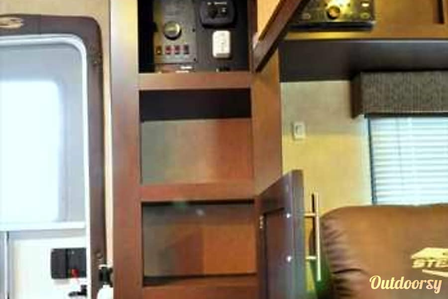 2015 Forest River Stealth Hesperia, CA control panel
