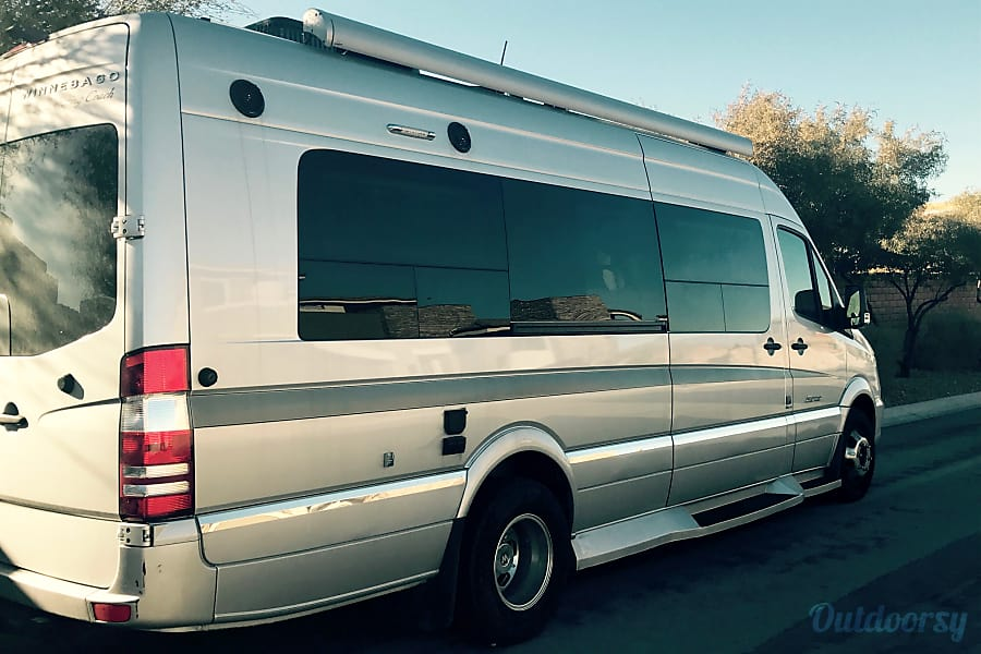 2015 Mercedes Benz Sprinter Era Las Vegas NV