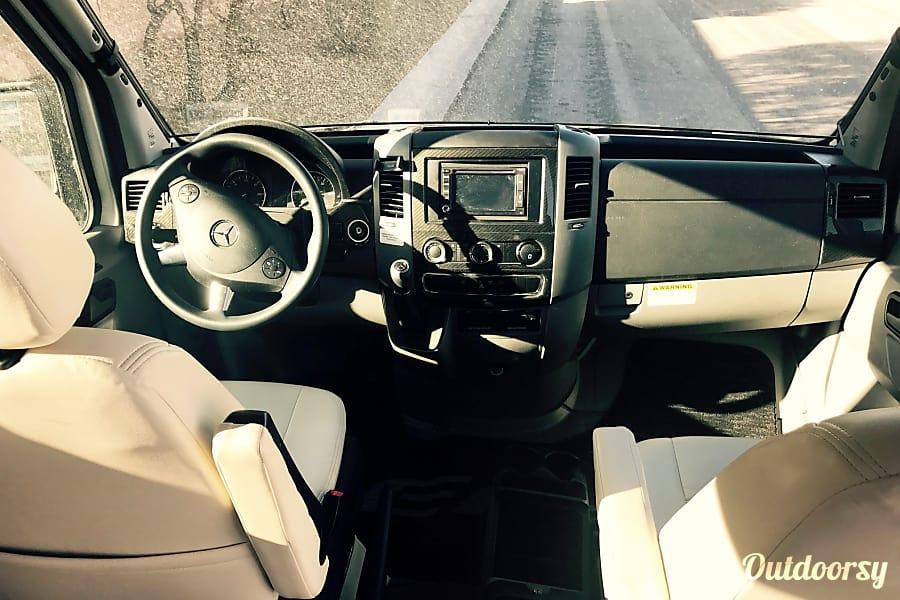 interior 2015 Mercedes-Benz Sprinter Era Las Vegas, NV