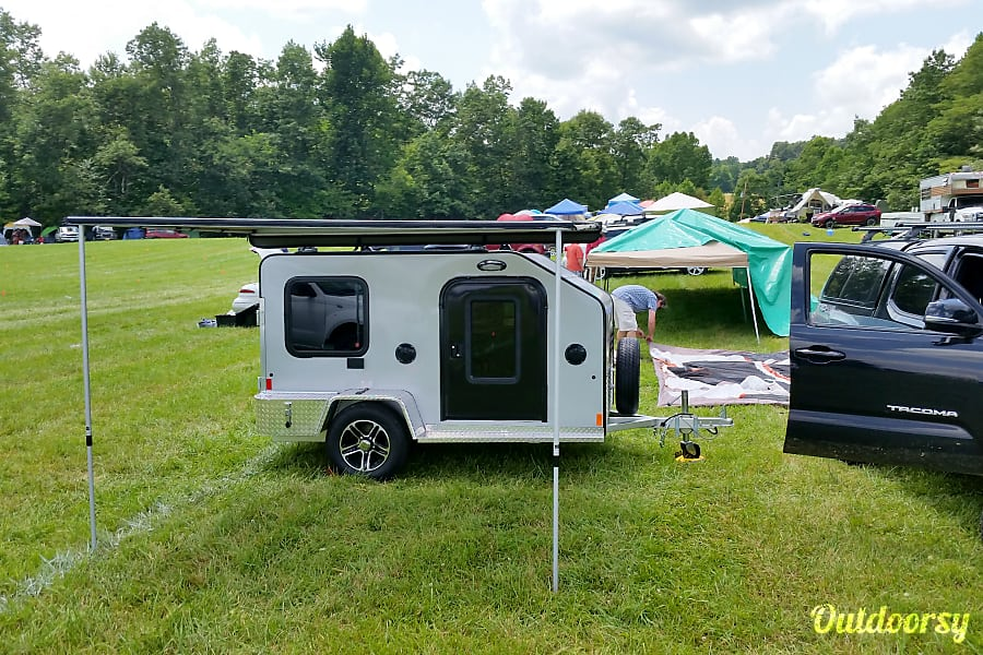 2016 Micro Lite Car Go Lite Trailer Rental In Gordonsville