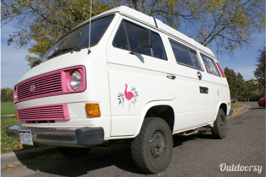 Pinky - Volkswagen Vanagon Camper Lakewood, CO